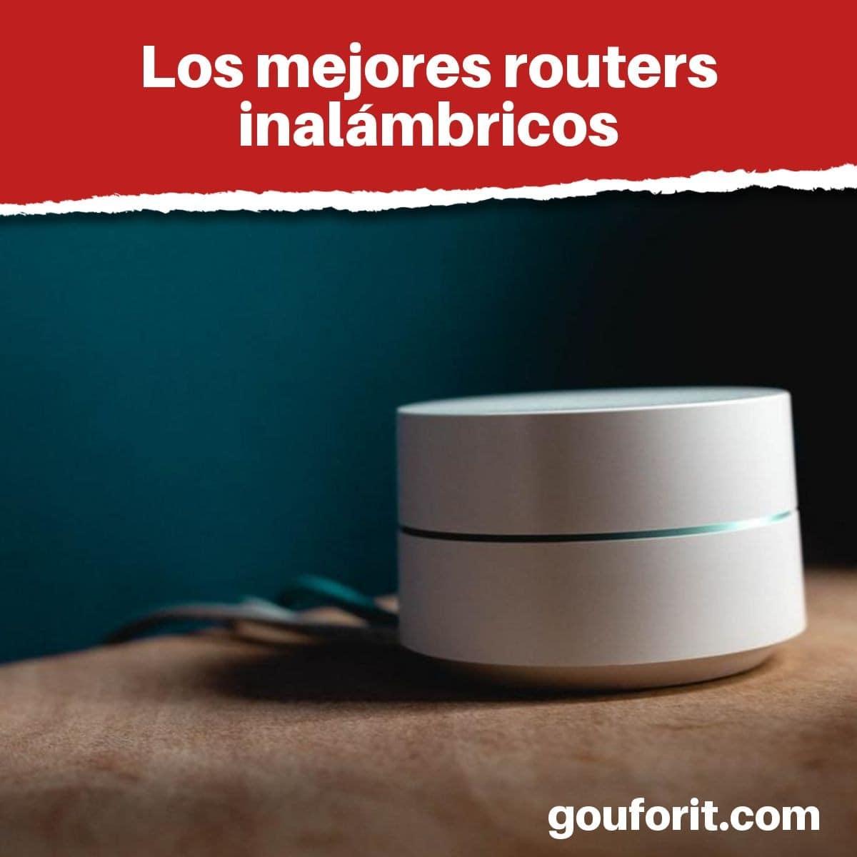 Los mejores routers inalámbricos