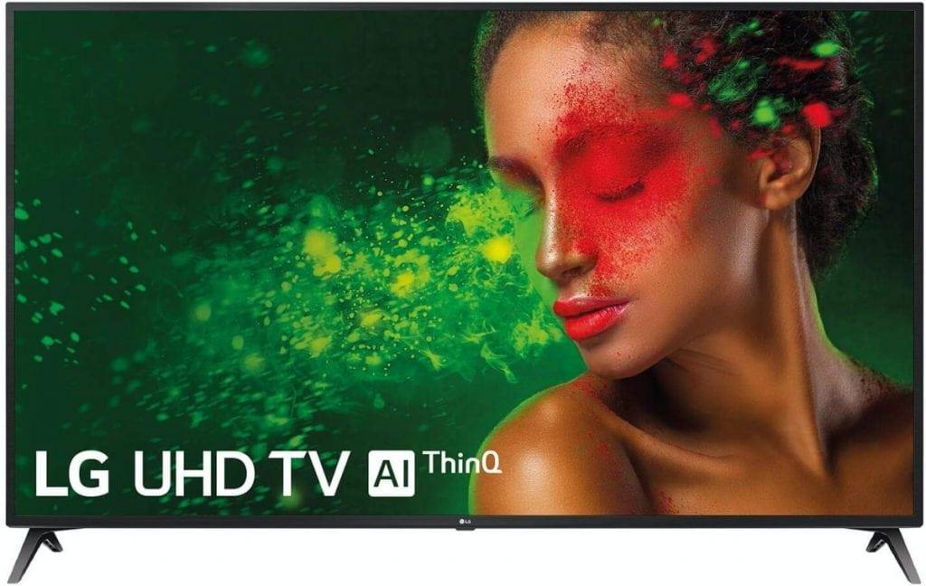 """LG 70UM7100ALEXA - Smart TV UHD 4K de 70"""""""