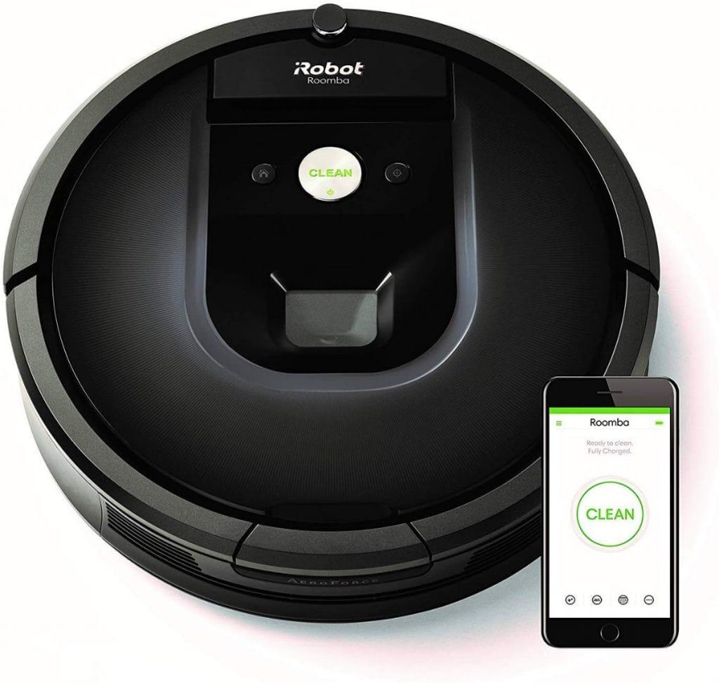 iRobot Roomba 981- Un robot aspirador caro pero que lo tiene todo