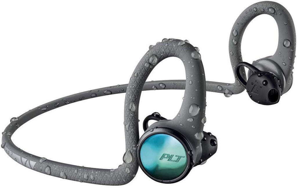 Plantronics BackBeat Fit 2100 Bluetooth - Auriculares Deportivos