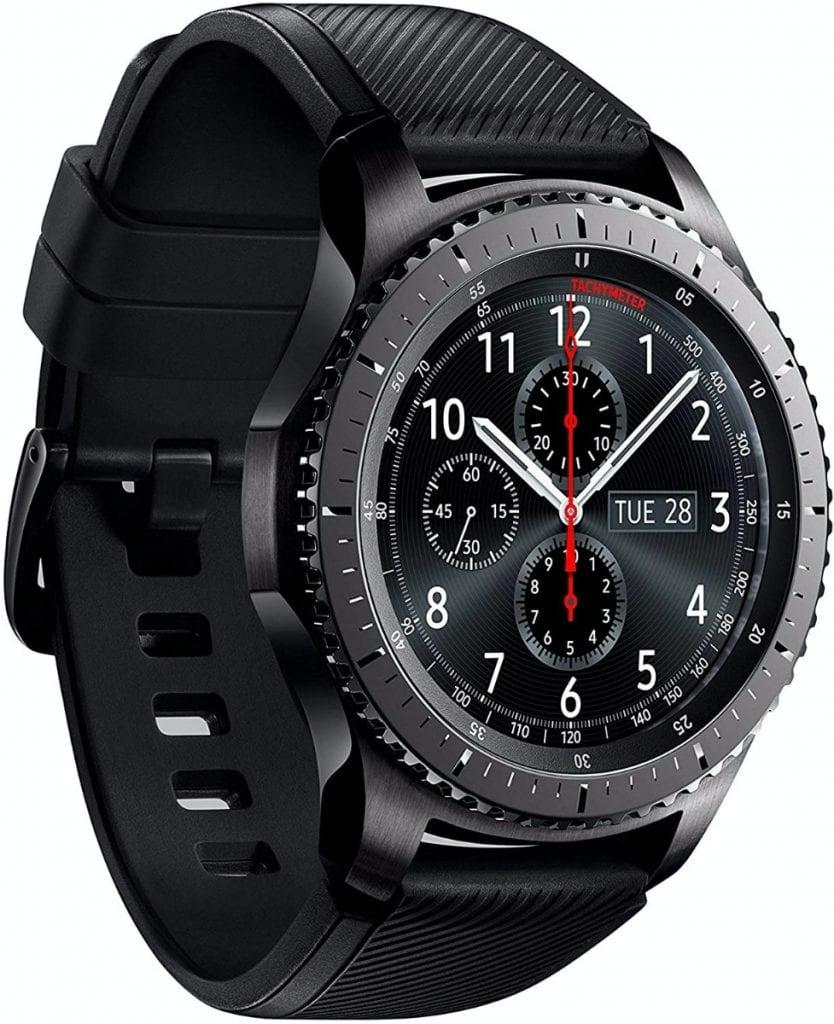 Samsung Gear S3 Frontier- Reloj inteligente realmente bueno
