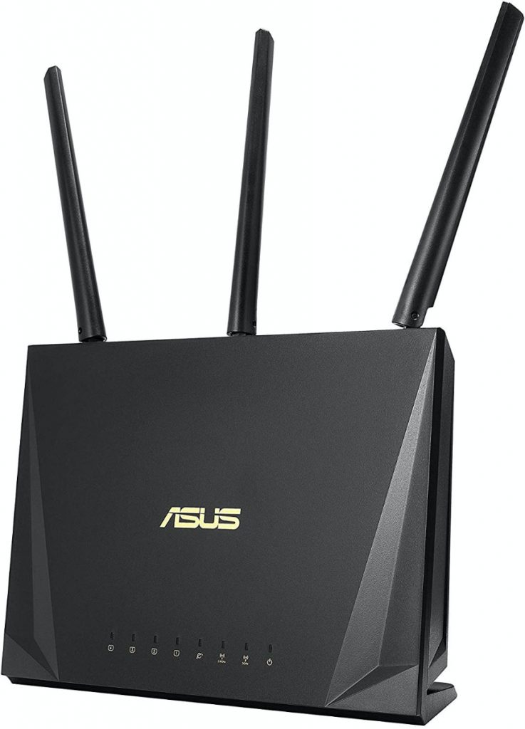 ASUS RT-AC85P - Router Doble-Banda AC2400