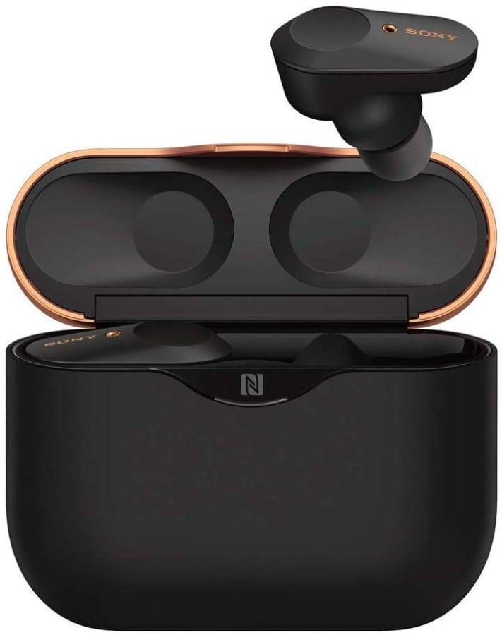 Los mejores auriculares in-ear true wireless: Sony WF-1000XM3