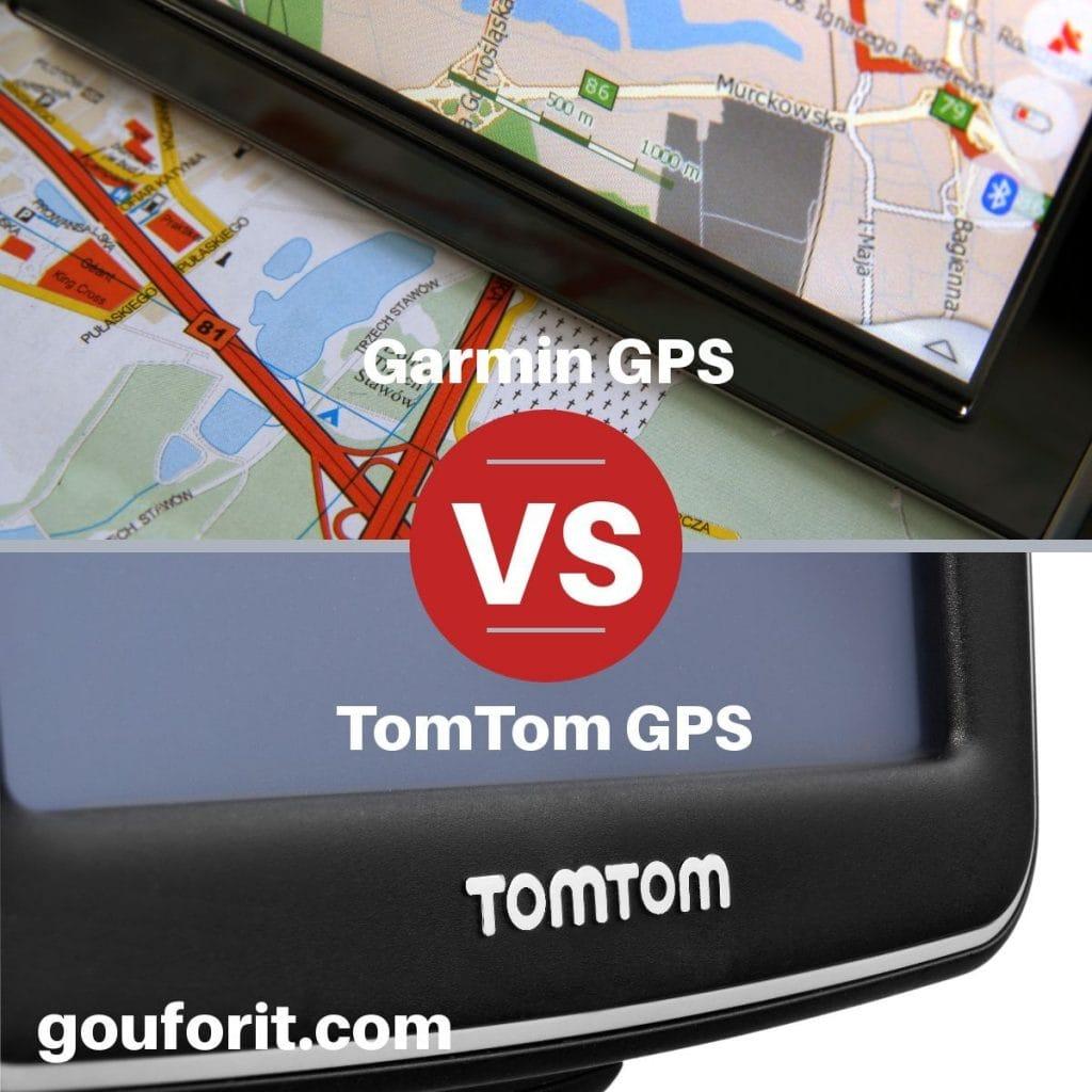Comparativa: ¿Son mejores los navegadores GPS de TomTom o los de Garmin?