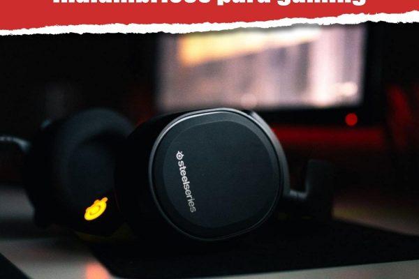Los mejores auriculares inalámbricos para gaming
