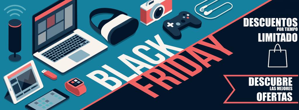 las mejores ofertas del Black Friday seleccionadas por Gouforit (electrónica e informática)