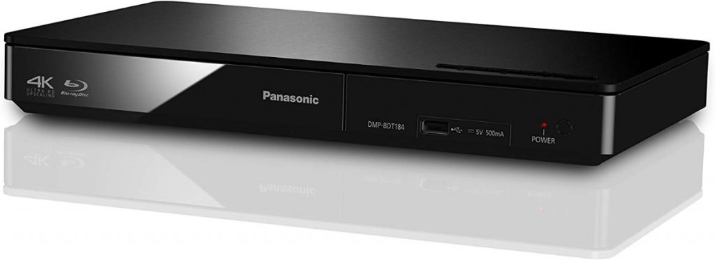 Panasonic DMP-BDT184EG