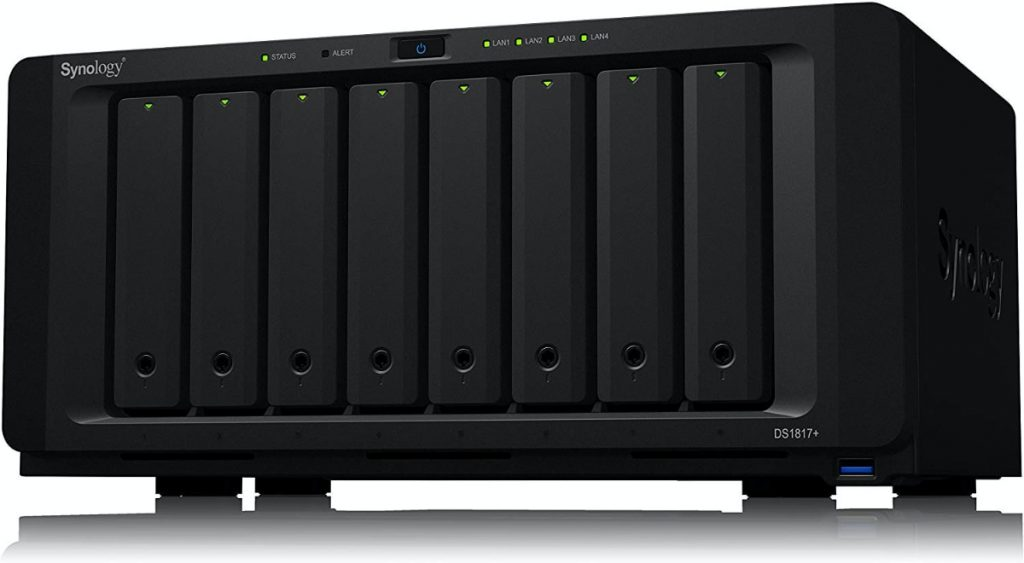 Synology Serie Plus DS1817+ NAS
