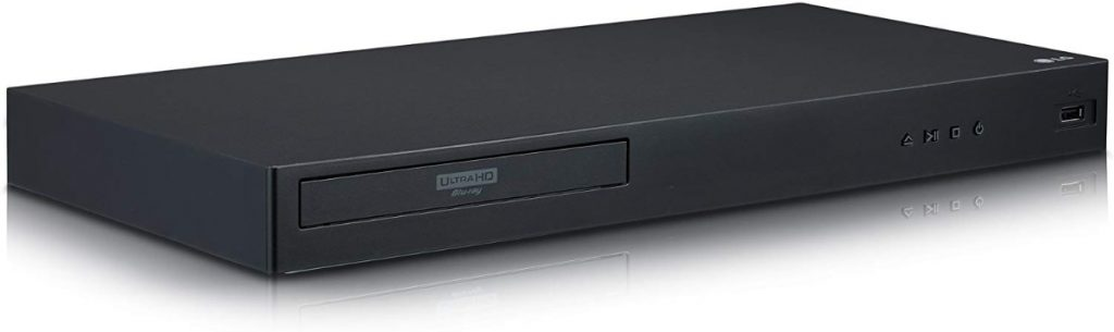 LG UBK90 - Reproductor de BLU-Ray