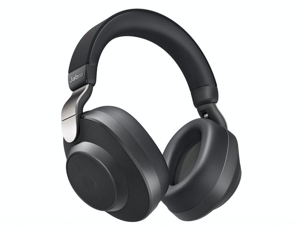 Jabra Elite 85H Auriculares Bluetooth 5.0 con Alexa Integrada y con Cancelación de Ruido Activa