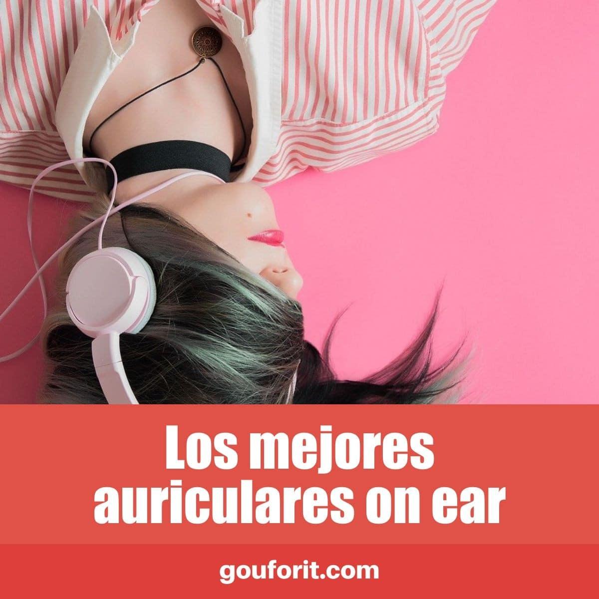 Los mejores auriculares on ear