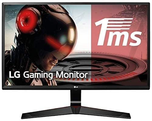 "LG 24MP59G-P - Monitor Gaming FHD de 24"" con panel IPS"