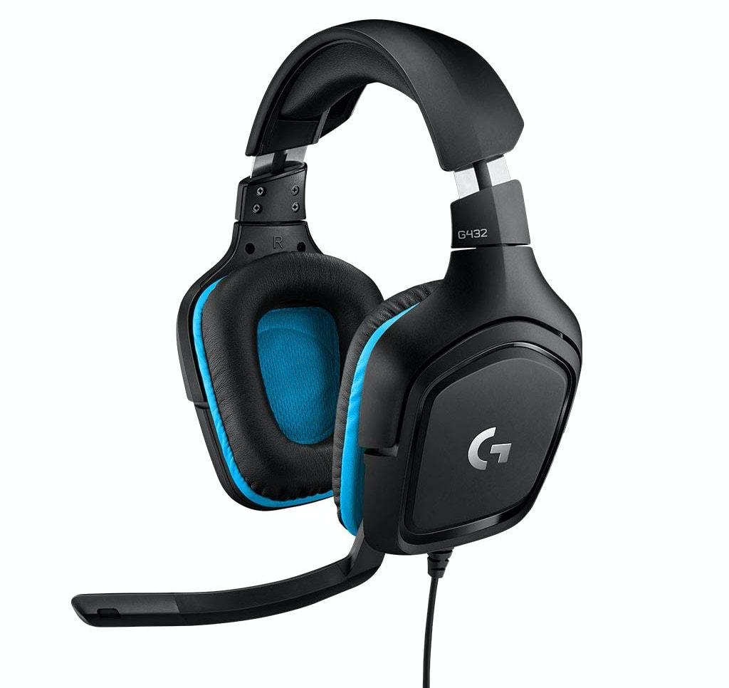 Mejor auricular para gaming en PC, PlayStation 4, Xbox One, Nintendo Switch por menos de 50 euros: Logitech G432