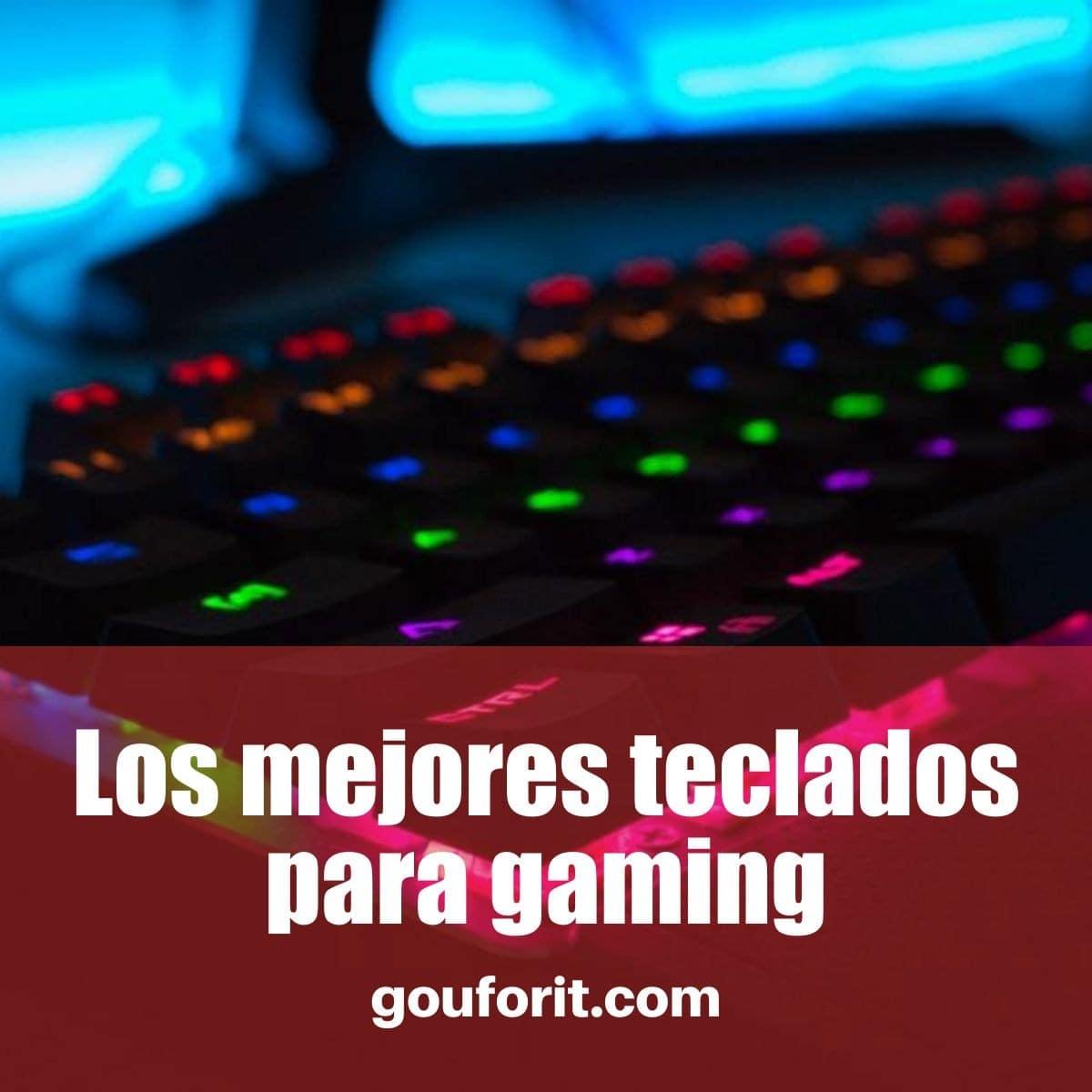 Los mejores teclados para gaming