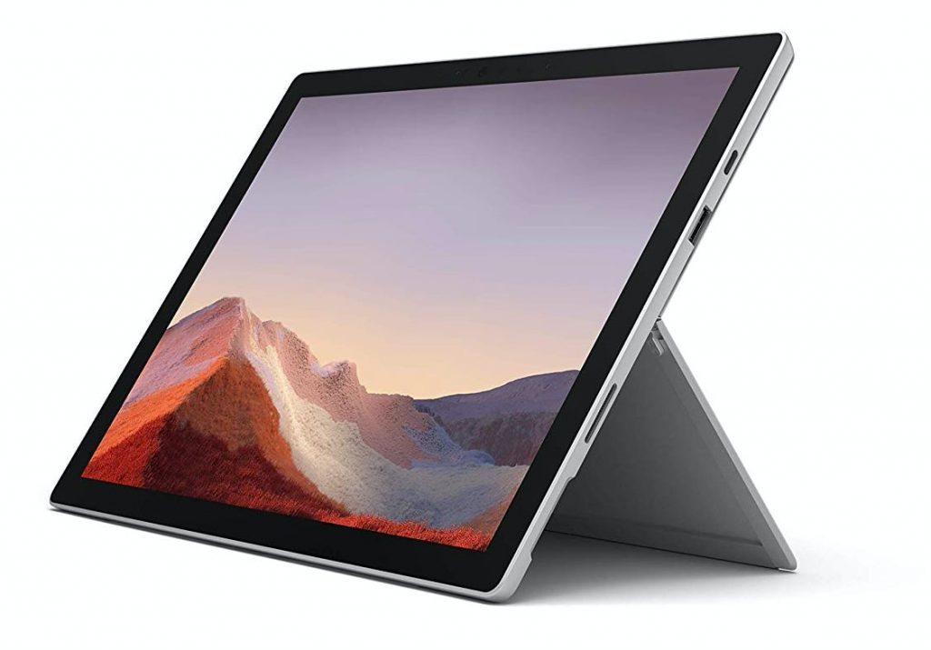 Microsoft Surface Pro 7: El tablet que puede reemplazar a tu ordenador