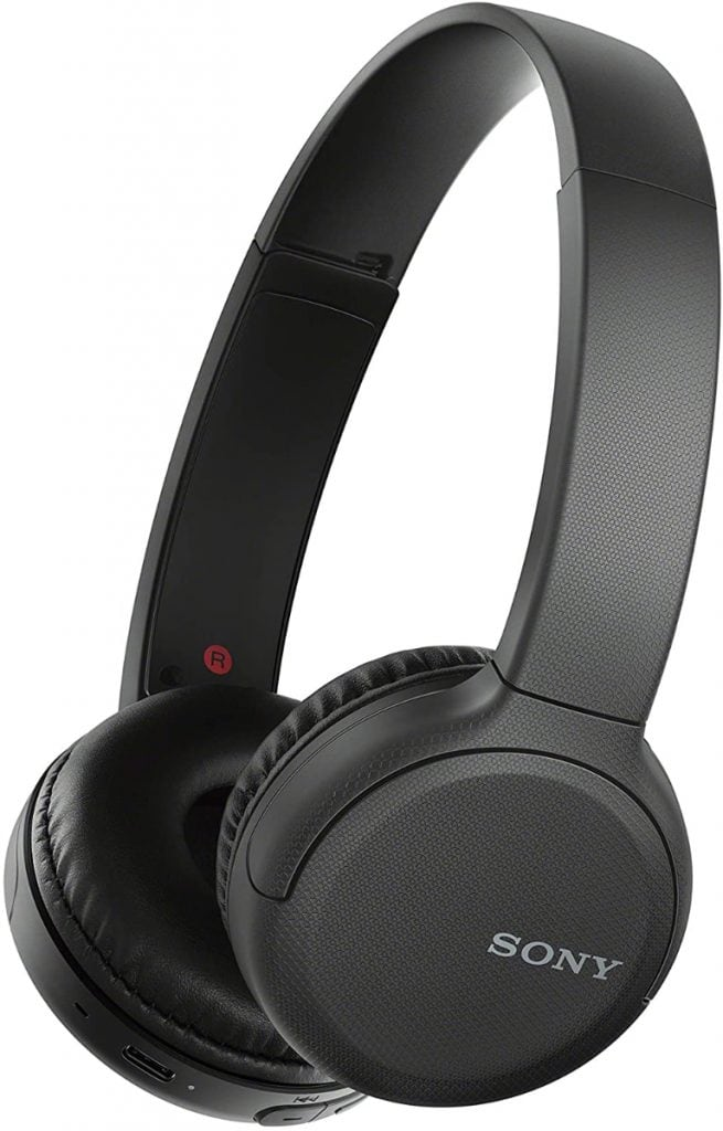 Los mejores auriculares baratos on-ear por menos de 50 euros: Sony WH-CH510