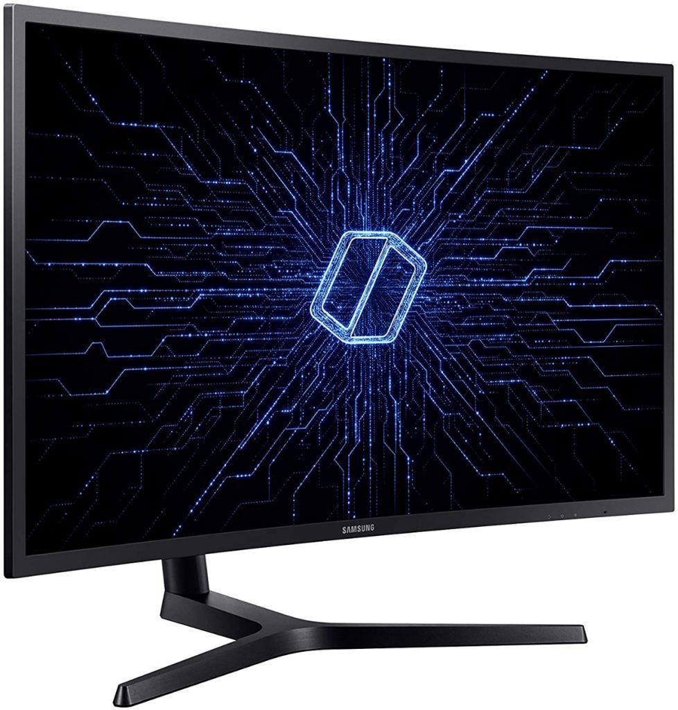 Samsung Odyssey C32HG70 - Monitor gaming curvo de 32''
