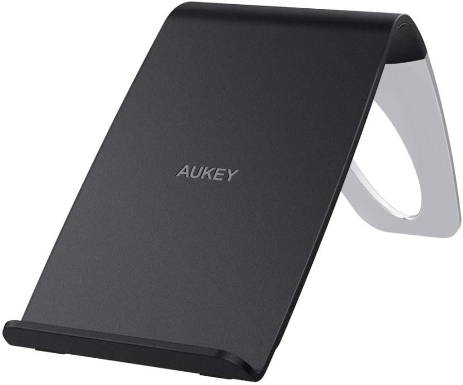 Cargador inalámbrico de carga rápida de Aukey (10W)