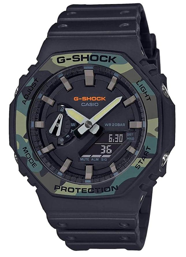 Casio G-Shock Carbon Core Guard GA-2100SU-1AER
