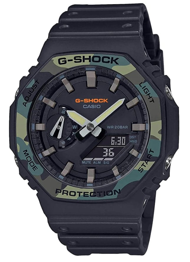 Casio G-Shock Carbon Core Guard GA-2100SU-1AER