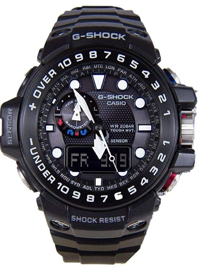 Casio G-Shock GWN-1000 Gulfmaster