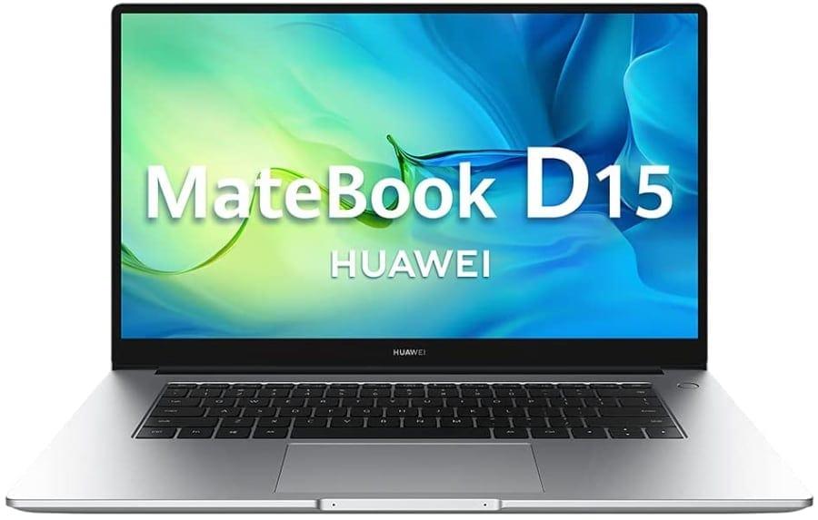 "Huawei Matebook D15 - Ordenador Portátil Ultrafino de 15.6"" Full HD"