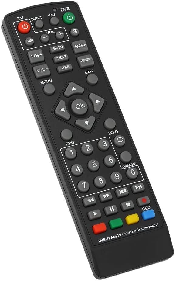 Docooler Mando a Distancia Universal DVB-T2