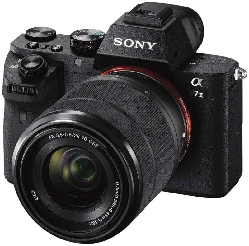 Sony Alpha ILCE-7M2 - Camara EVIL Full Frame