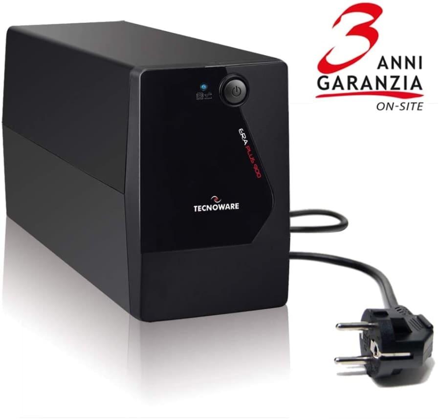 Tecnoware - Sistema de alimentación ininterrumpida SAI ERA PLUS 750
