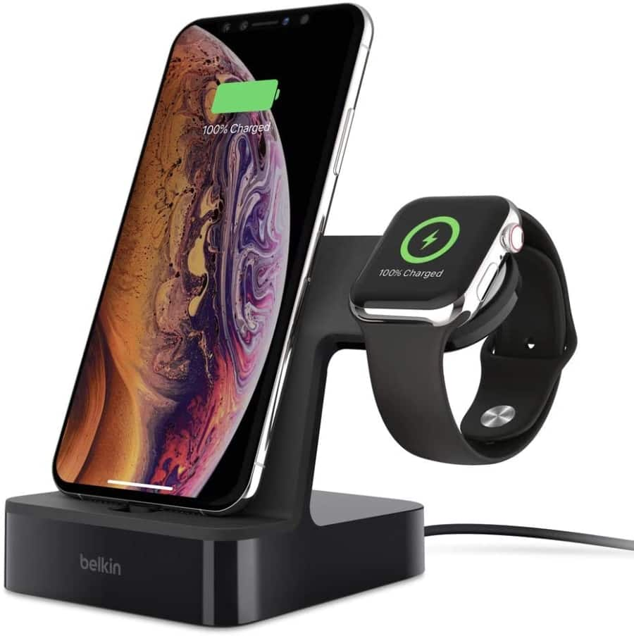 Belkin PowerHouse: Base de carga para iPhone y Apple Watch