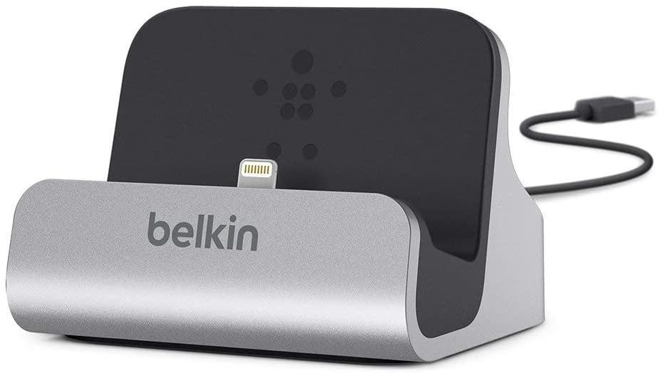 Belkin MIXIT - Base de carga y sincronización con puerto Lightning