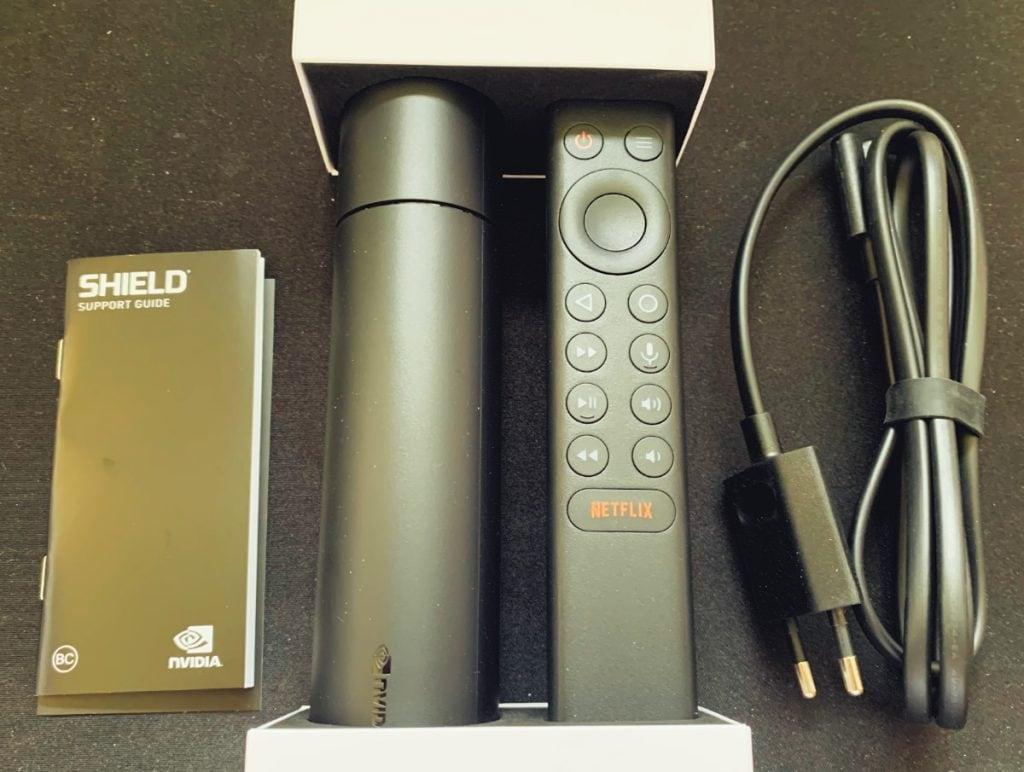 Nvidia Shield TV 4k HDR Android TV