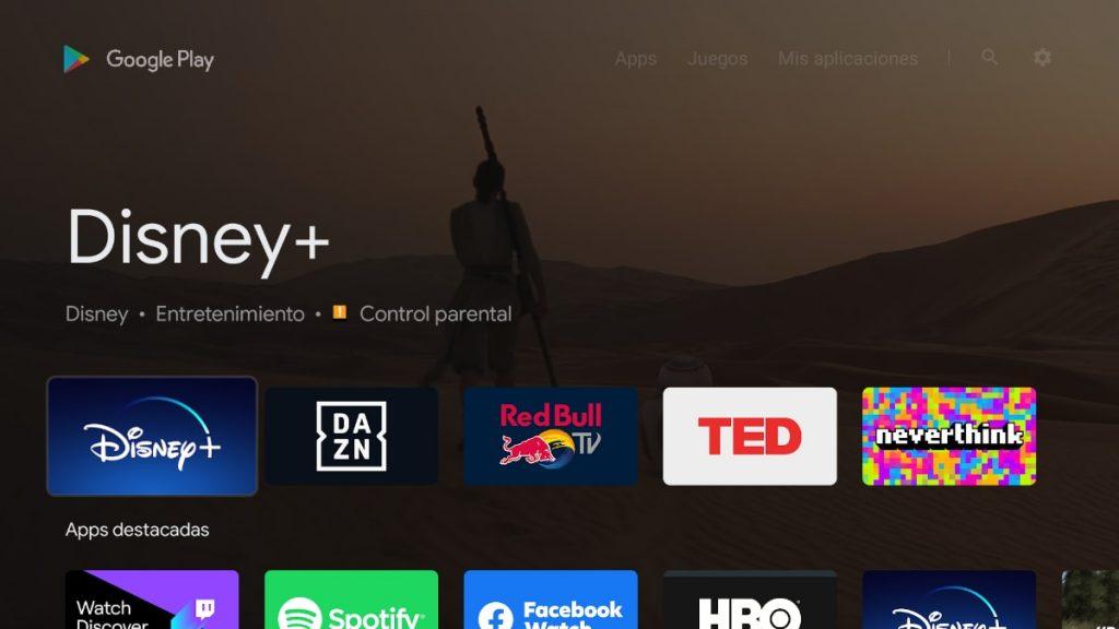 Nvidia Shield TV - Google Play Store