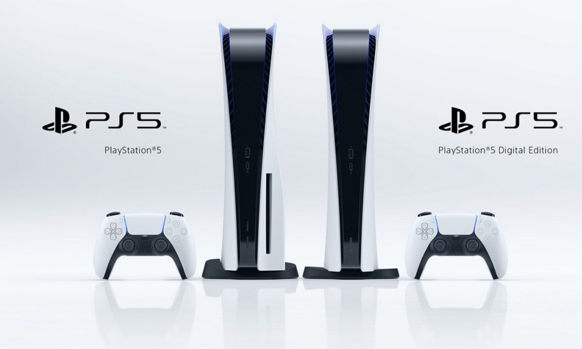PlayStation 5 (PS5) de Sony