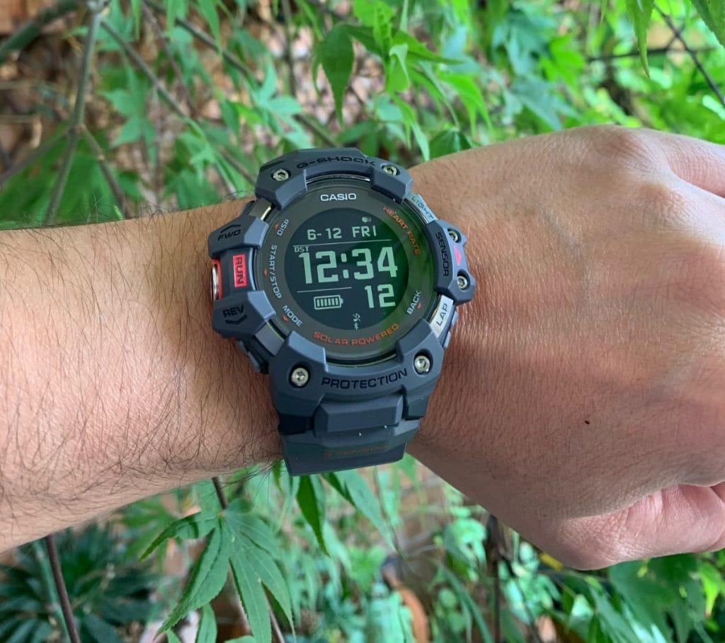Casio G-Shock GBD-H1000 - Diseño