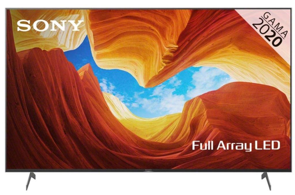 "Sony KD-75XH9096 2020 - Televisor 75"" 4K Ultra HD HDR Full Array LED con Android TV"