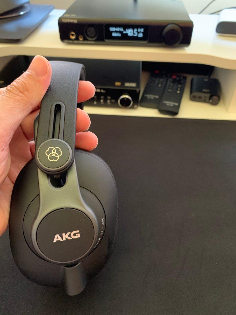 Auriculares Sennheiser AKG K371 - Características y fabricación