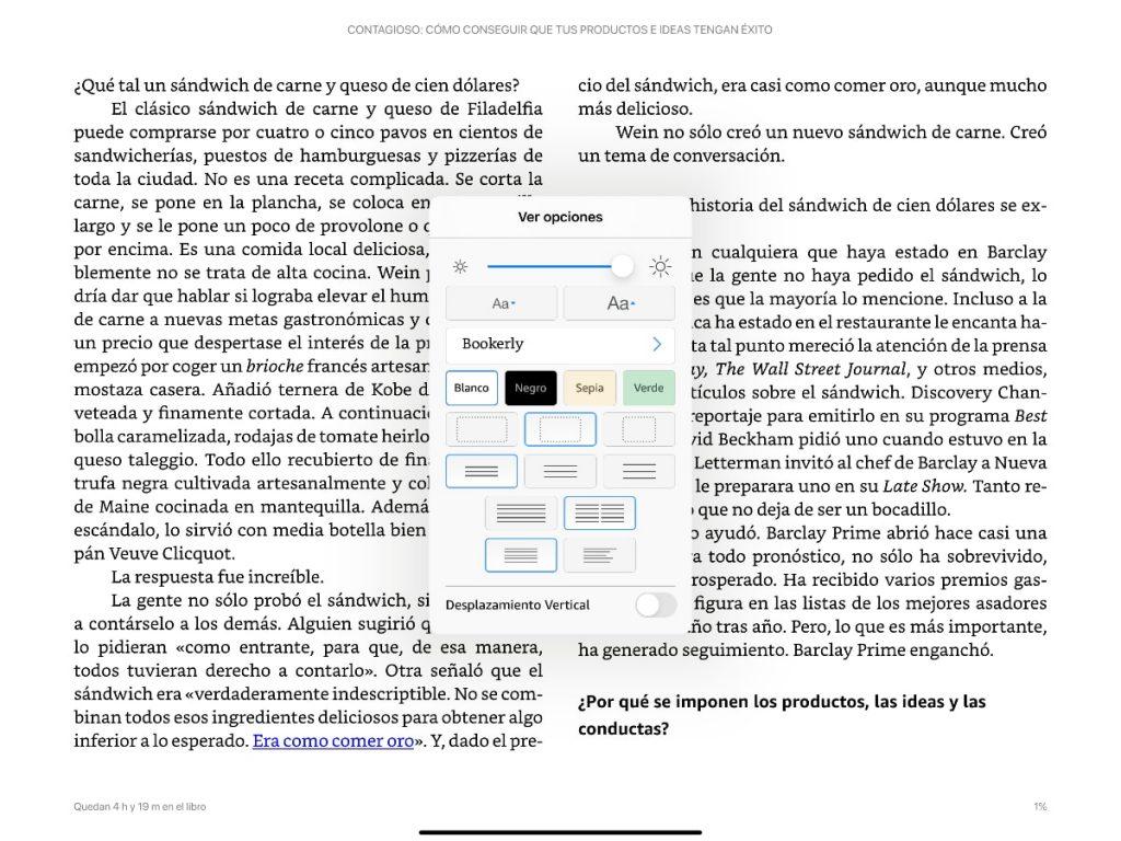 app kindle leer ebook