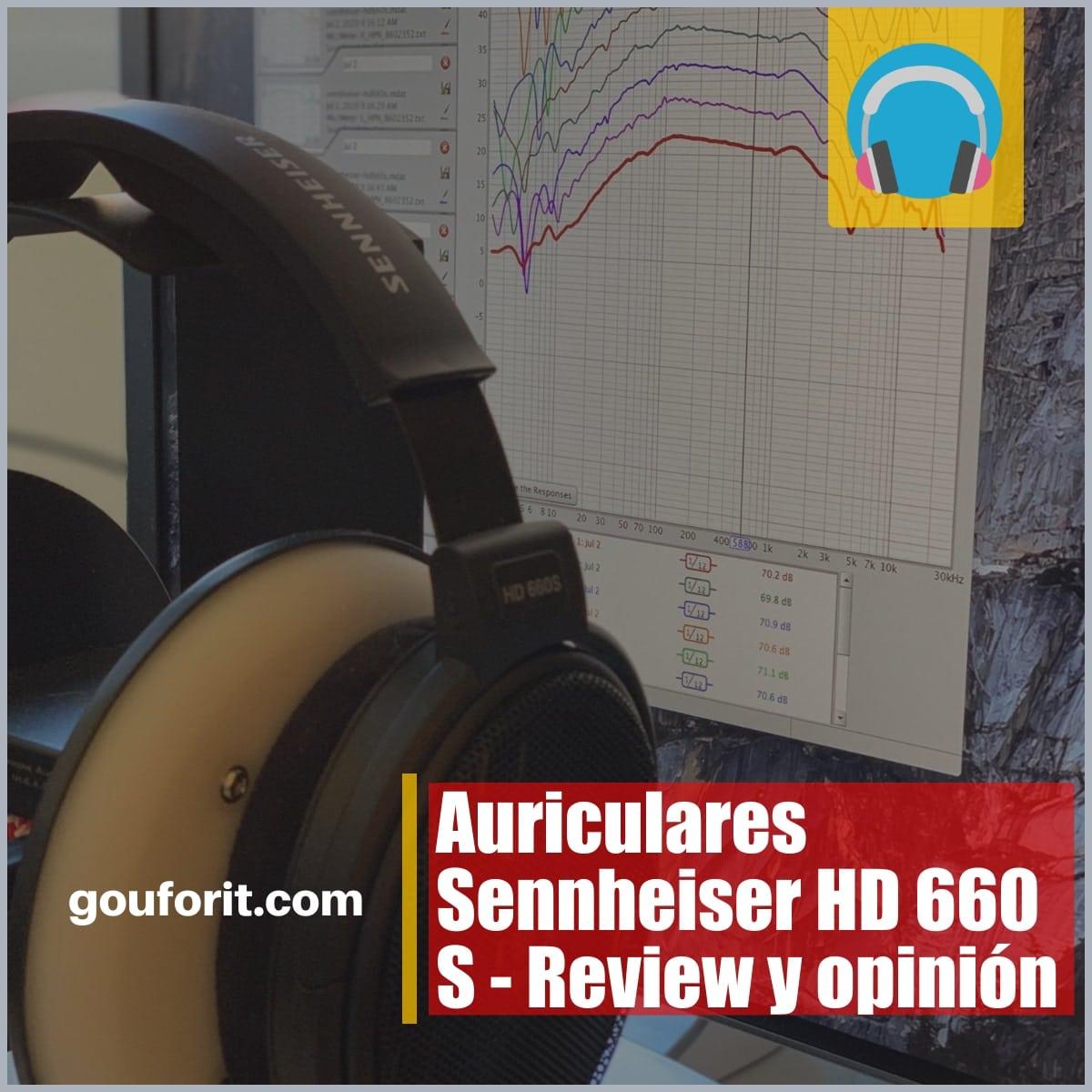 Auriculares Sennheiser HD 660 S - Review y opinión