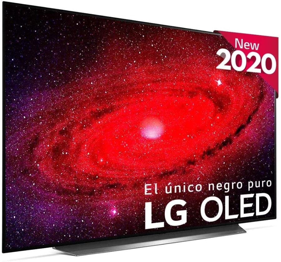 LG OLED55CX-ALEXA - Smart TV 4K OLED