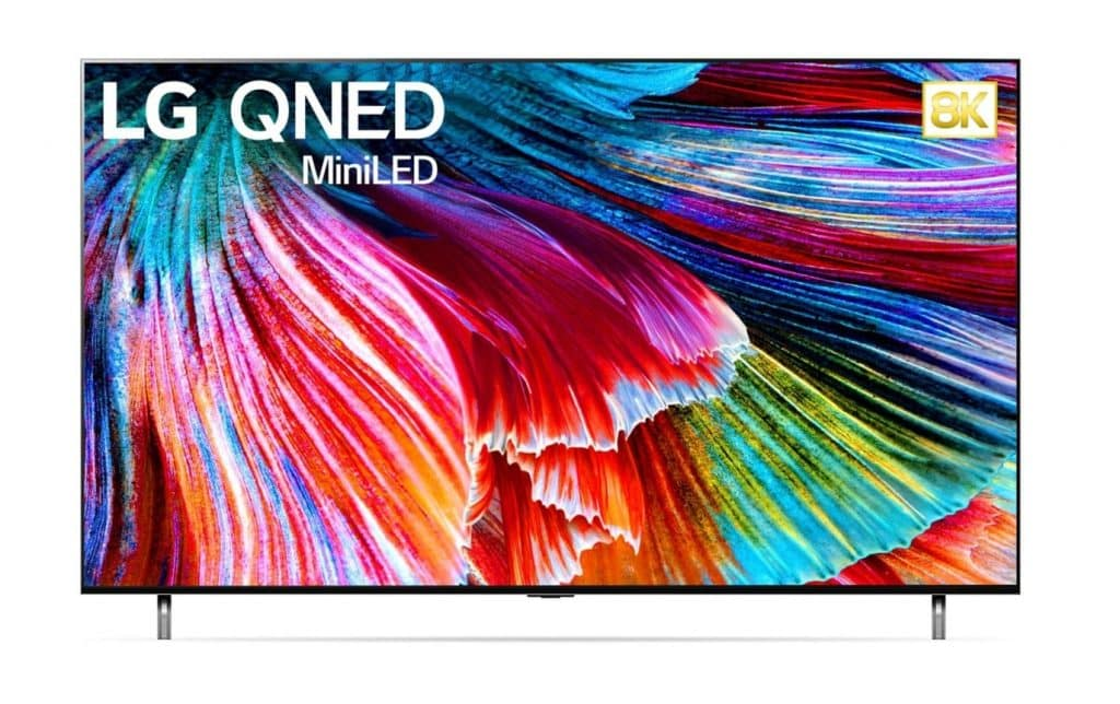LG QNED MiniLED 99 Series 2021