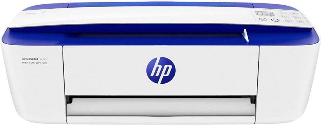 HP DeskJet 3760 - Impresora de tinta multifunción - Una opción muy barata