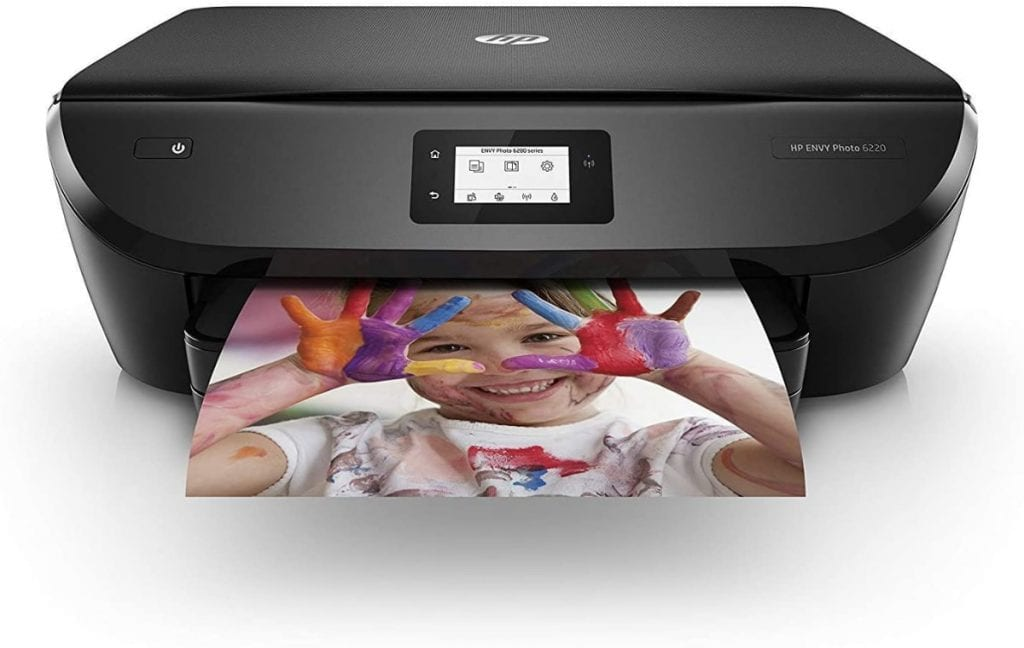 HP Envy 6220 - Impresora multifunción de inyección de tinta térmica