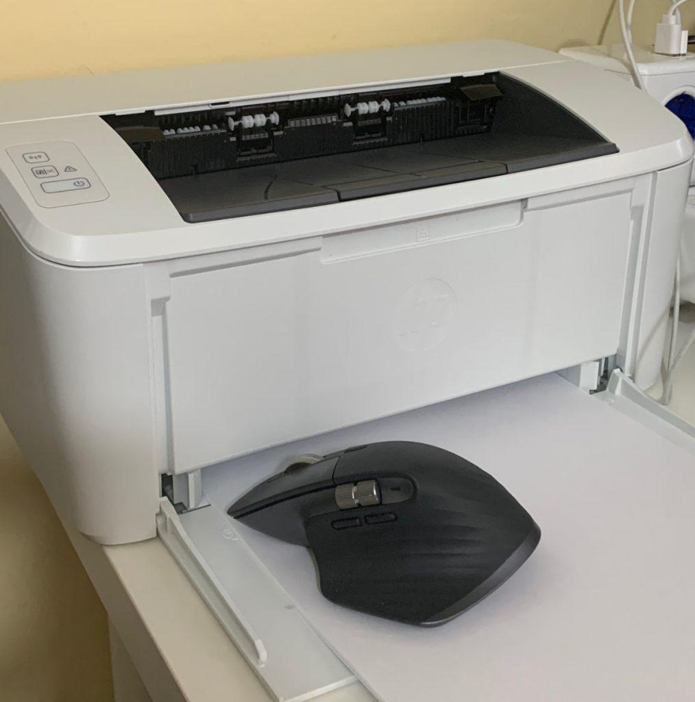 HP LaserJet Pro M15w - Dimensiones