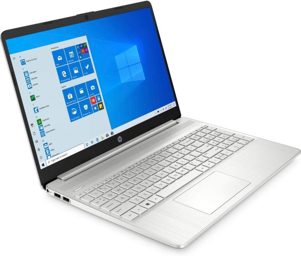 """Ordenador portátil HP 15s-fq1089ns de 15.6"""" Full HD"""