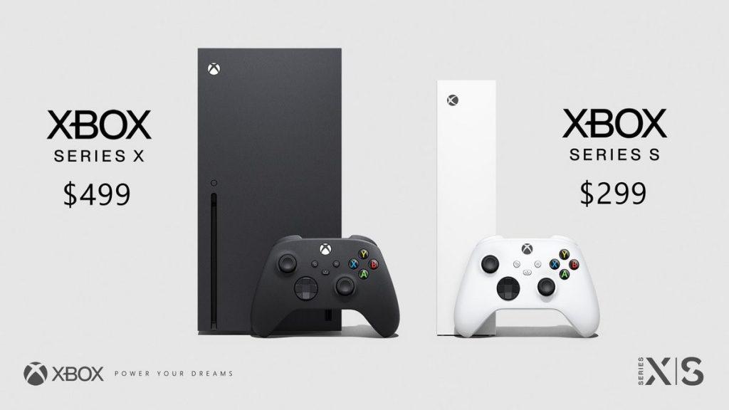 Xbox Series X vs Xbox Series S: Precio y fecha de lanzamiento