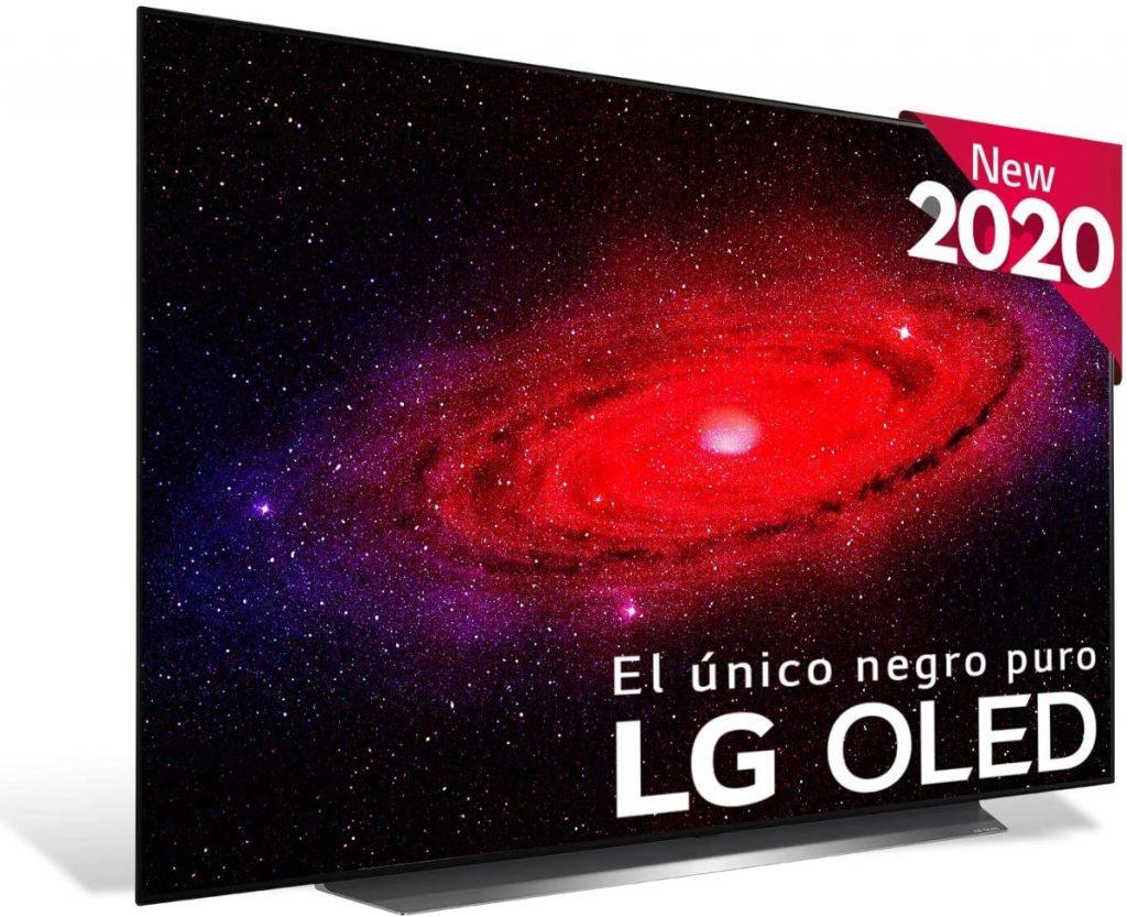 "LG OLED55CX-ALEXA - Smart TV 4K OLED (55"")"