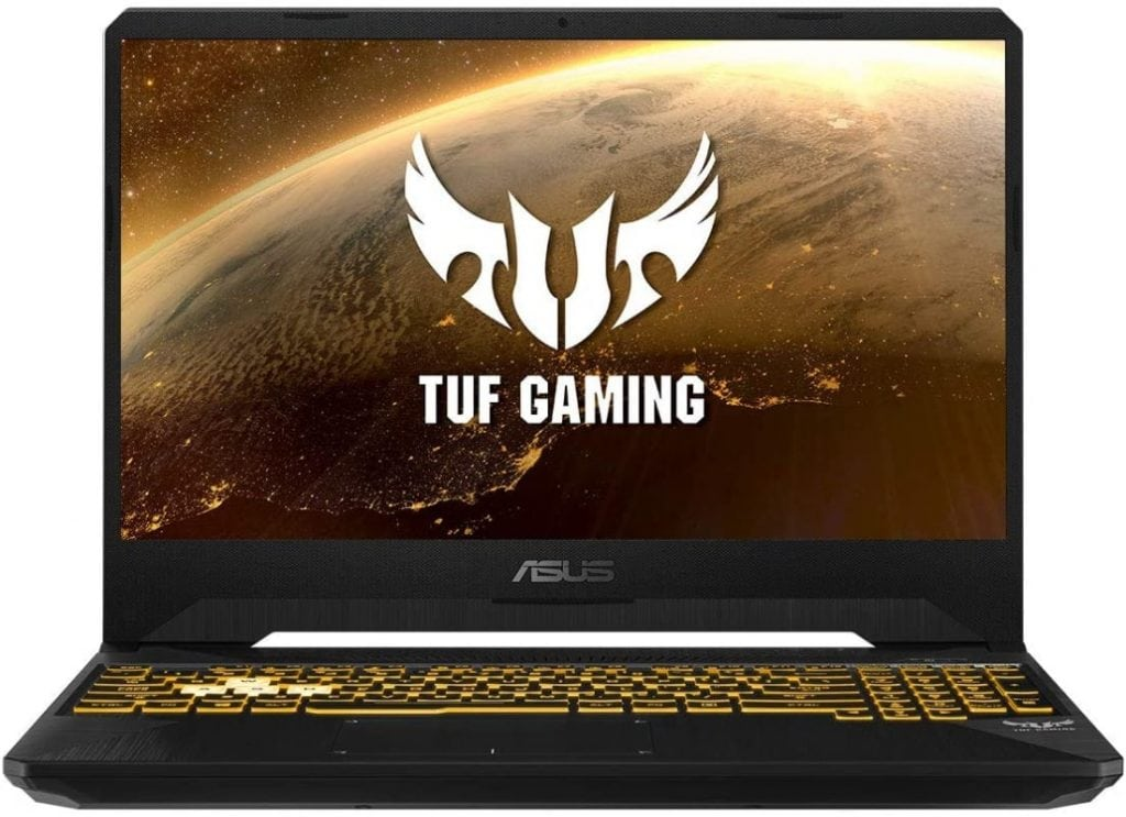 "ASUS TUF FX505DT-BQ600 - Ordenador portátil Gaming de 15.6"" Full HD"