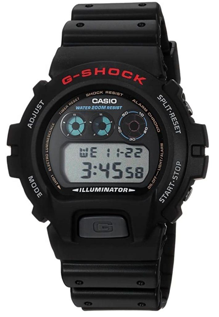 CASIO G-SHOCK DW-6900-1VC