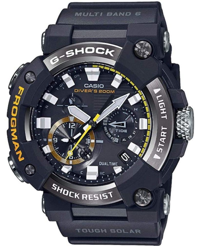Casio G-Shock GWF-A1000 Frogman: el reloj perfecto para buceadores